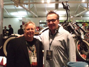 Tom Arnold and Garrison