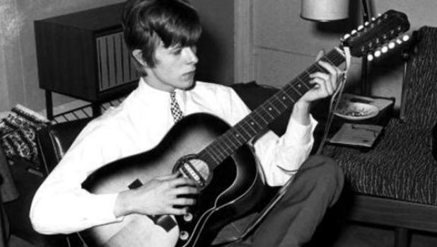"David Bowie's ""Happy Land"" of Reinvention"