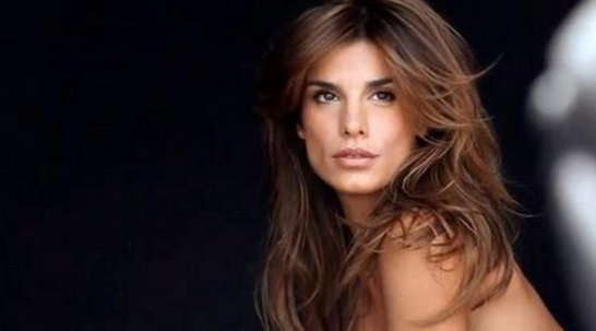 Supermodel Elisabetta Canalis Loves Diners and Motorcycles