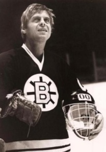 George Plimpton hockey