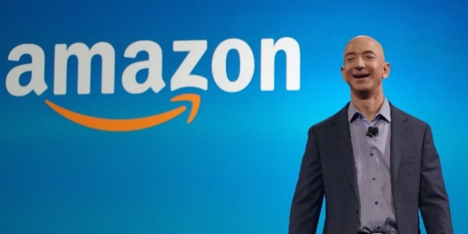 Reinvention Insight from Jeff Bezos