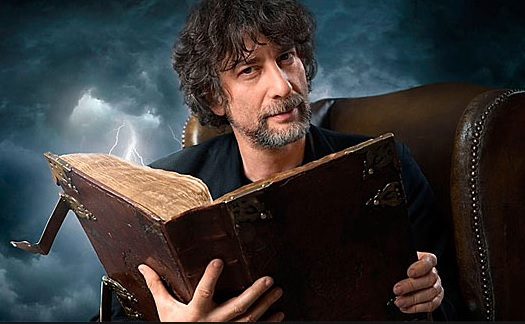 Author Neil Gaiman and Entrepreneurism