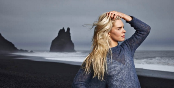 ICELANDIC OLYMPIAN RAGGA RAGNARS ON DESIGN YOU
