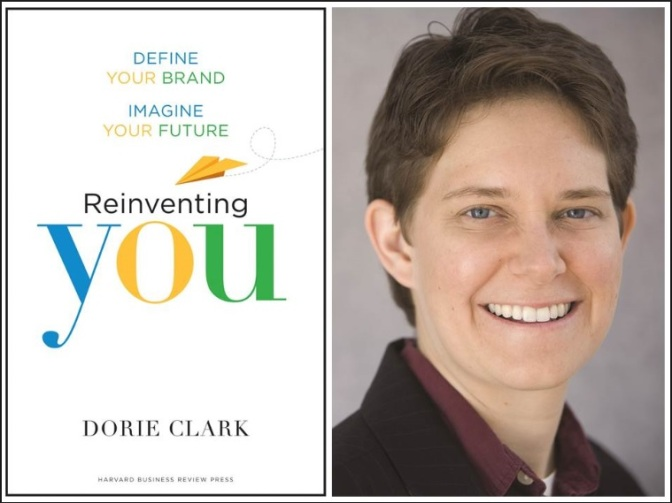 A Drink from the Wisdom Well with Dorie Clark