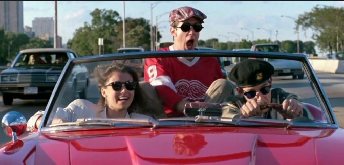 A Lesson from Ferris Bueller