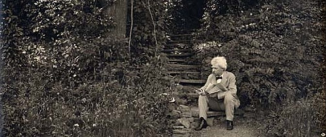 DESIGN YOU Quote of the Day: Mark Twain